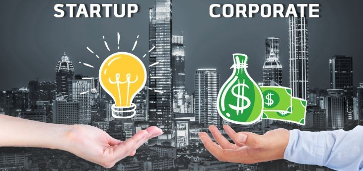 What can start-ups learn from big corporates?